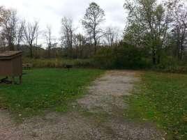Elm Creek Park Reserve Horse Camp near Dayton Minnesota Backin