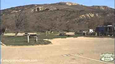 Gaviota State Park Campground