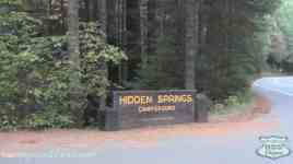 Hidden Springs Campground – Humboldt Redwoods State Park