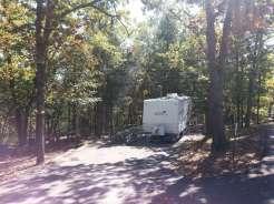 Indian Point Park Campground near Branson Missouri Backin