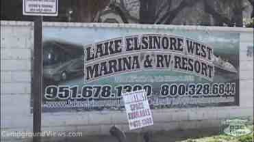 Lake Elsinore Marina & RV Resort