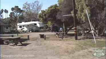Refugio State Beach Campground
