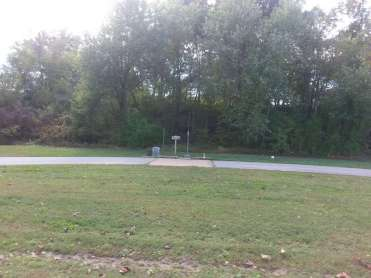 River Run Campground in Forsyth Missouri COE dump station