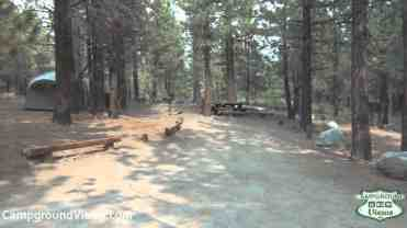 Sherwin Creek Campground