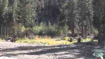 Upper Soda Springs Campground