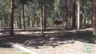 Arapaho Bay Campground – Big Rock Loop