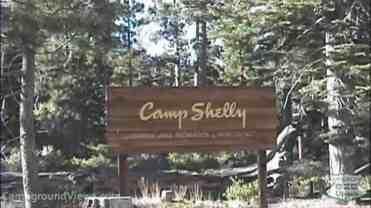 Camp Shelly at Lake Tahoe
