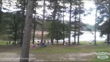 Custer State Park Center Lake Campground In Custer South