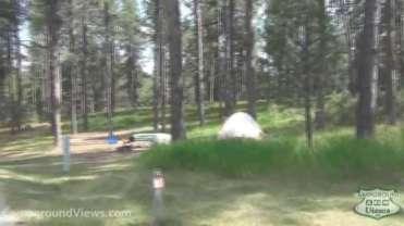 Custer State Park – Stockade Lake North Campground