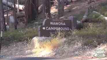 Wawona Campground