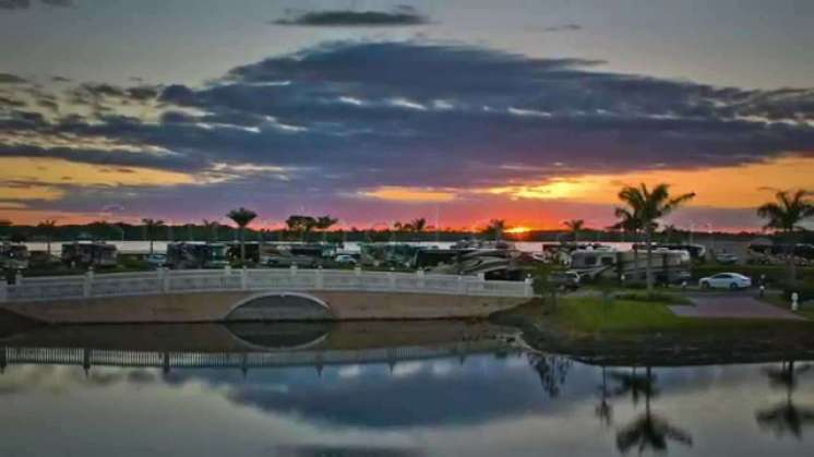 Myakka River Motorcoach Resort