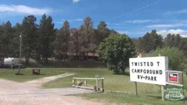 Twisted T Campground