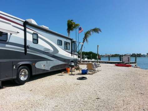 Bonefish Bay RV Park and Motel in Marathon Florida2