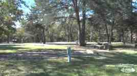 Aunts Creek COE Campground