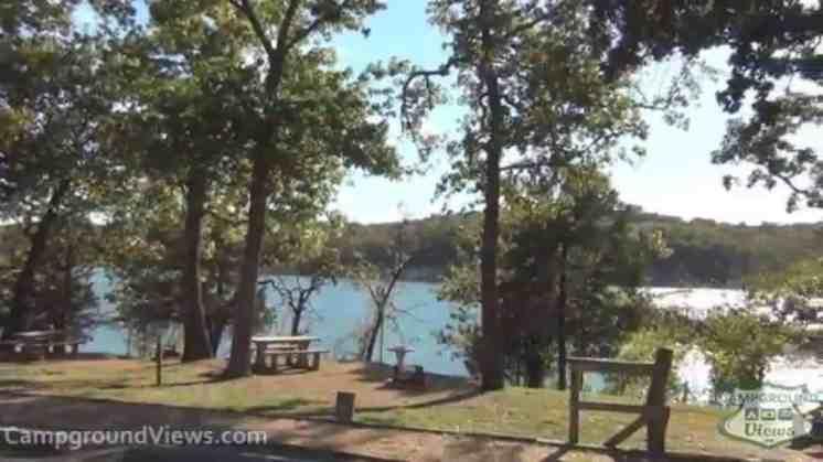 Bass Pro Shops Long Creek Campground COE