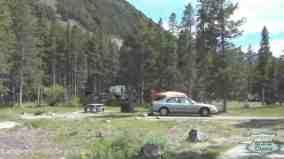 Greenough Lake Campground