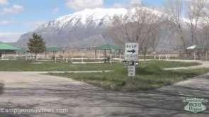 Utah Lake State Park Campground