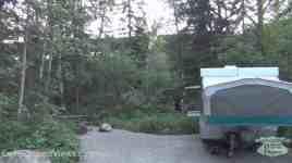 Whitefish Lake State Park Campground