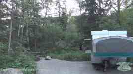 Whitefish Lake State Park Campground