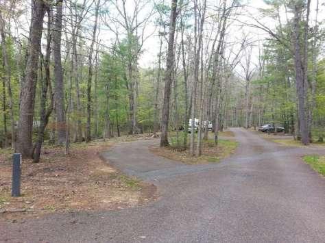 Otter Creek Campground near Monroe Virginia4