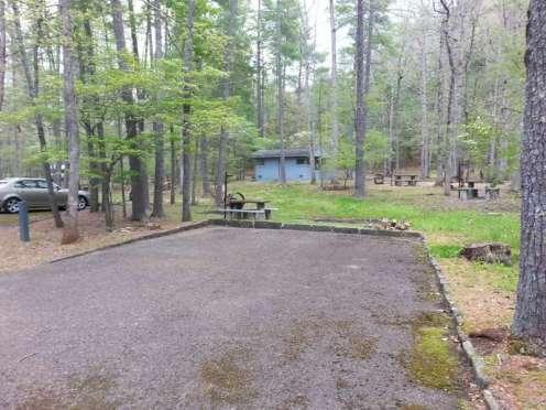 Otter Creek Campground near Monroe Virginia5