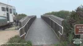Gamble Rogers Memorial State Recreation Area at Flagler Beach
