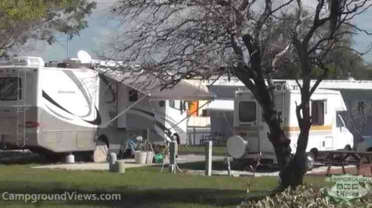 Roycroft Travel Trailer Park
