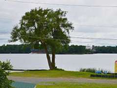 Swan Bay RV Resort in Alexandria Bay New York St Lawrence River