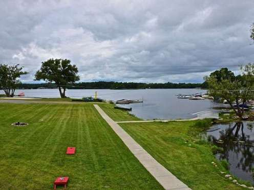 Swan Bay RV Resort in Alexandria Bay New York Waterfront Rv Sites
