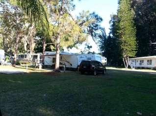 Meadows RV Park & Motel in Venice Florida