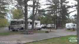 Claytor Lake State Park Campground