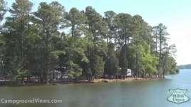 Dreher Island State Park Campground