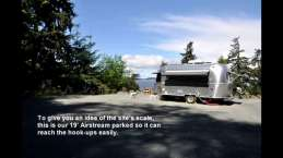 Orcas Island Single-Unit RV or Trailer Site Vacation Rental