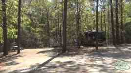 Sesquicentennial State Park Campground