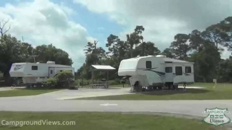 St. Lucie South COE Campground