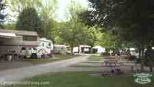 Cooper Creek Campground