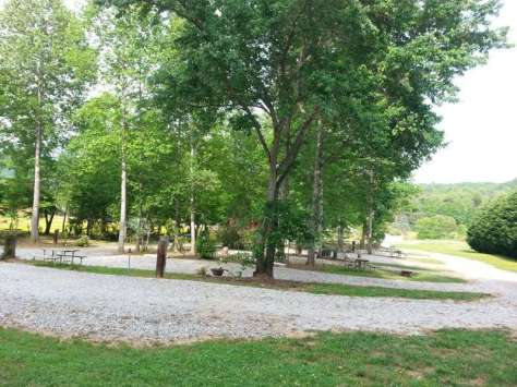 Big Bear's RV Park in Bryson City North Carolina2