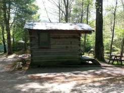 Blue Ridge Motorcycle Campground in Canton North Carolina1