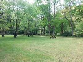 Blue Ridge Motorcycle Campground in Canton North Carolina5