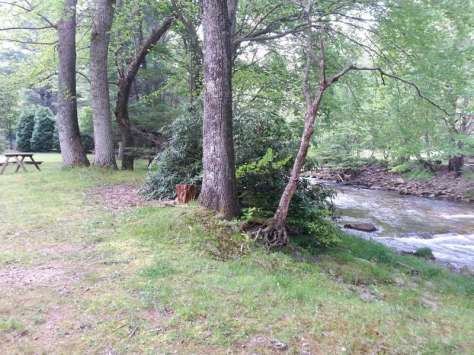 Blue Ridge Motorcycle Campground in Canton North Carolina6