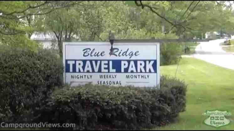 Blue Ridge Travel Park