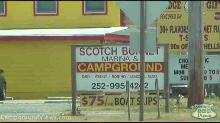 Scotch Bonnet Marina and Campground