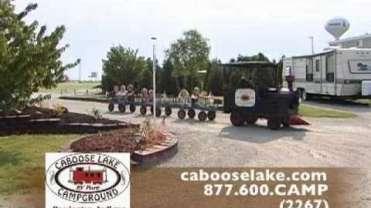 Caboose Lake Campground