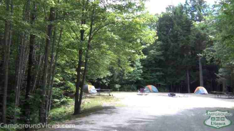 Barnes Field Group Campground