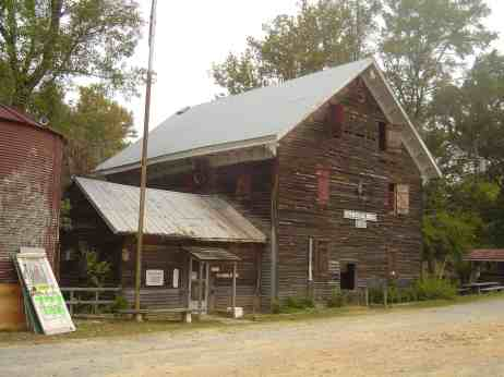 grist-mill