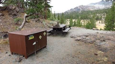 Sawmill Walk-in Campground