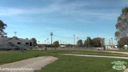 Legion Park RV Sites