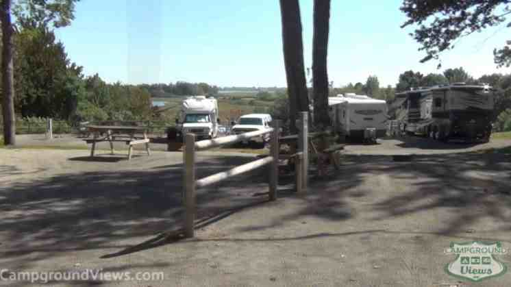 Ocean View Cottages & Campground