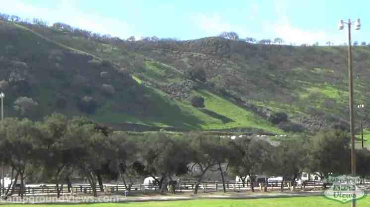 San Benito County Fair RV Camping