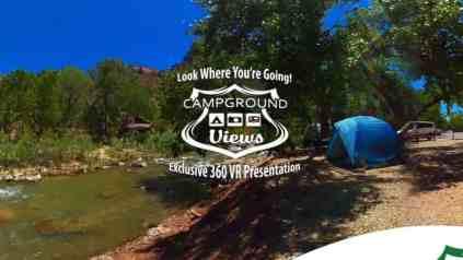 Kumeyaay Lake Campground